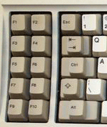 IBM PC function keys