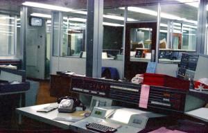 Univac 494 console